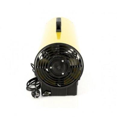 Dujinis šildytuvas 40kW su termostatu Kraft&dele 9