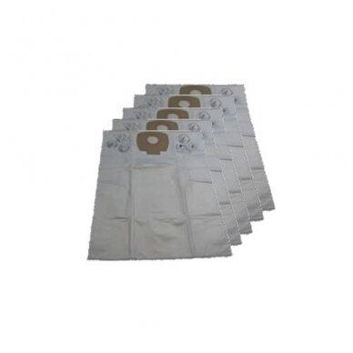 Dulkių maišas popierinis MAKITA P-72899 5vnt. modeliams - VC2512L, 2012L, VC3011L, VC2512L