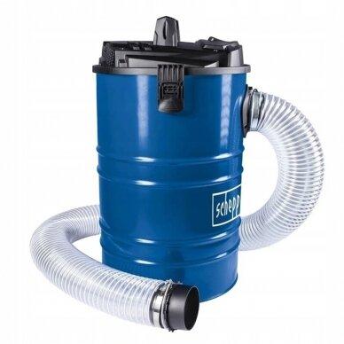 Dulkių siurbimo įrenginys HA 1000, Scheppach