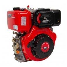 Dyzelinis variklis su elektriniu starteriu 10AG SUPTEC HM-186FE