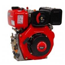 Dyzelinis variklis su elektriniu starteriu 6AG SUPTEC HM-178FE