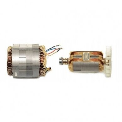 Dyzelinis generatorius 6500W 12/230V AVR 7