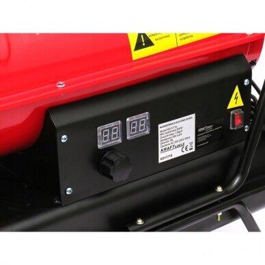 Dyzelinis oro šildytuvas 35kW Kraft&Dele 6
