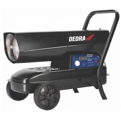 Dyzelinis oro šildytuvas 40kW Dedra