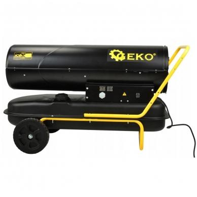Dyzelinis oro šildytuvas 65 kW su termostatu GEKO 3