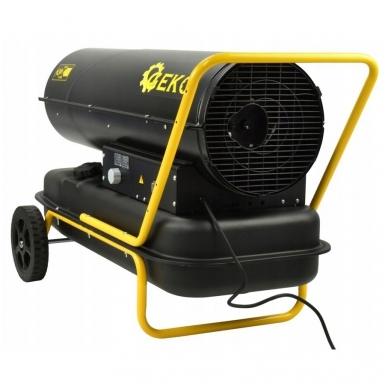 Dyzelinis oro šildytuvas 65 kW su termostatu GEKO 4