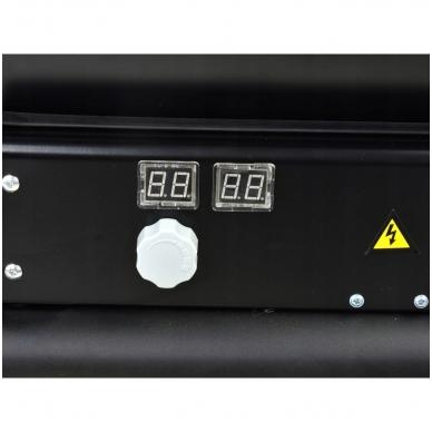 Dyzelinis oro šildytuvas 65 kW su termostatu GEKO 5