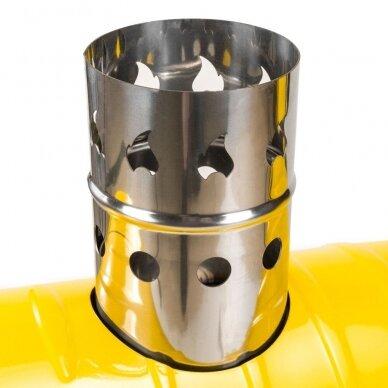 Dyzelinis šildytuvas netiesioginio degimo 30kW Powermat PM-NAG-30SK 6