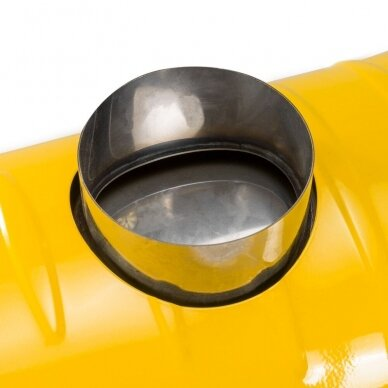 Dyzelinis šildytuvas netiesioginio degimo 30kW Powermat PM-NAG-30SK 7