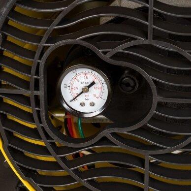 Dyzelinis šildytuvas netiesioginio degimo 30kW Powermat PM-NAG-30SK 10