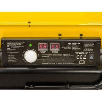 Dyzelinis šildytuvas netiesioginio degimo 30kW Powermat PM-NAG-30SK 5