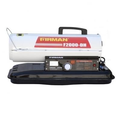 Dyzelinis šildytuvas su termostatu 20,3 kW Firman 8