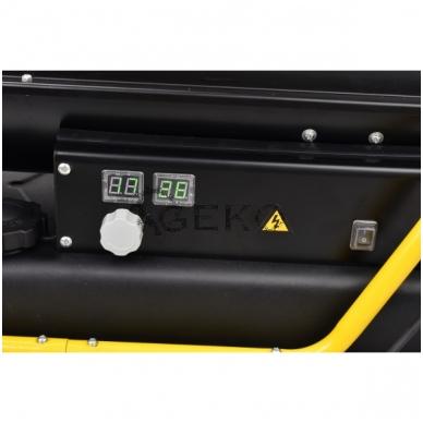 Dyzelinis šildytuvas su termostatu GEKO 25KW 5