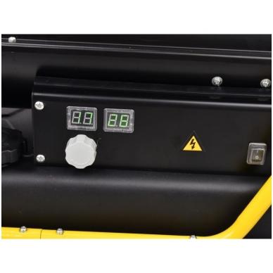 Dyzelinis šildytuvas su termostatu GEKO 40KW 6