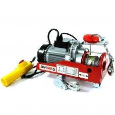Elektrinė kėlimo gervė 300/600Kg 230V MARPOL