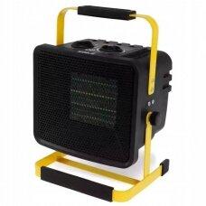 Elektrinis šildytuvas 3.0kW DEDRA