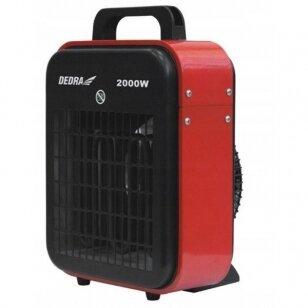 Elektrinis šildytuvas 2,0kW DEDRA DED9920b