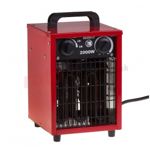 Elektrinis šildytuvas 2kW DEDRA
