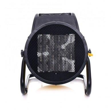 Elektrinis šildytuvas 3,5kW Keramikinis KraftDele KD11728 5