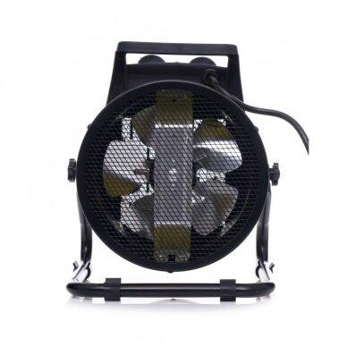 Elektrinis šildytuvas 3,5kW Keramikinis KraftDele KD11728 7