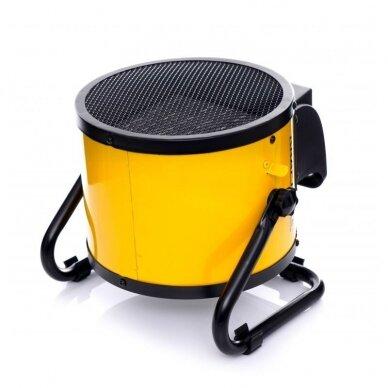 Elektrinis šildytuvas 2,5kW Keramikinis KraftDele KD11727 4