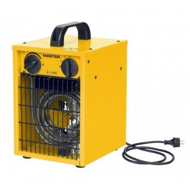 Elektrinis šildytuvas 2kW MASTER B 2 EPB
