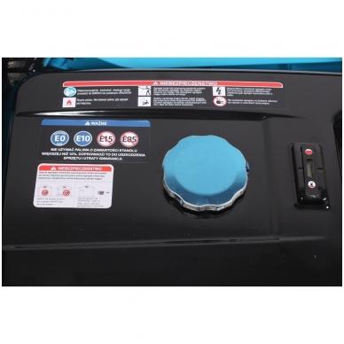 Elektros generatorius AVR 3000W/3500W 3