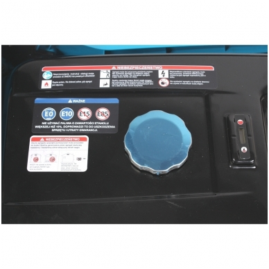 Elektros generatorius AVR 3000W/3500W 4