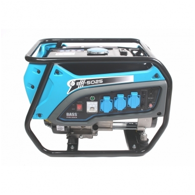 Elektros generatorius AVR 3000W/3500W
