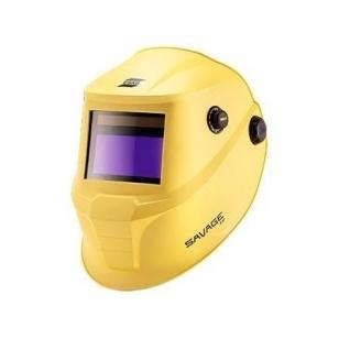 Esab SAVAGE A40 suvirinimo skydelis (geltonos spalvos)