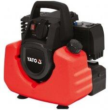 Generatorius benzininis inverterinis 800W YATO