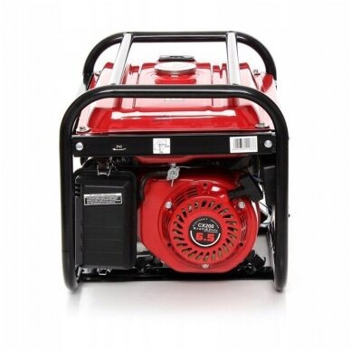 Generatorius benzininis keturtaktis 2500W, Kraftdele 3