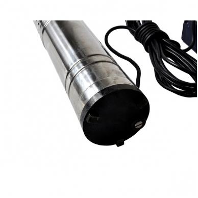 Giluminis siurblys 55l/min 750W 3