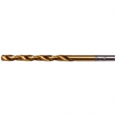 Grąžtas metalui HSS-TIN 4.5 mm