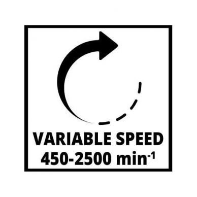 Gręžimo staklės Einhell TE-BD 750 E, 750W 10