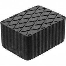 Automoblių keltuvų guminis padas 160x120x80mm BGS 7040