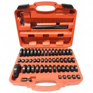 Guolių presavimo rinkinys 52vnt. Essen Tools