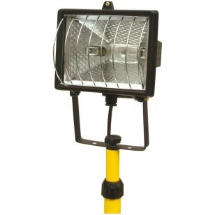 Halogeninė lempa su stovu 400W 7500Lm