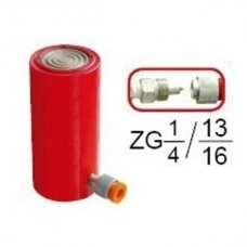 Hidraulinis cilindras stūmimui 20T