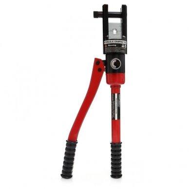 Hidraulinis kraštų užspaudimo įrankis 10-300mm² 18t 7