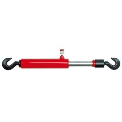 Hidraulinis tempimo cilindras su kabliais 10T 4