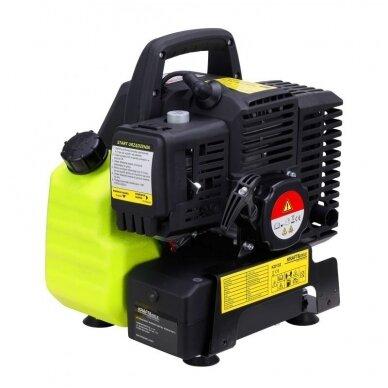 Inverterinis elektros generatorius 1000W Kradf&Dele 3