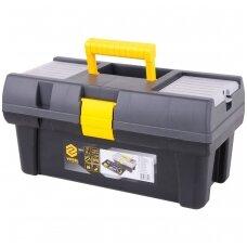 Įrankių dėžė plastikinė