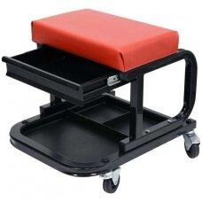 Įrankių kėdutė su 1 stalčiumi YATO