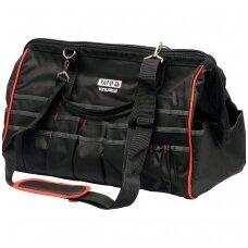 Įrankių krepšys su 50 kišenių YATO