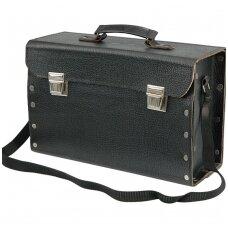 Įrankių krepšys su apkaustais  26x40x14 cm
