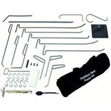 Įrankių rinkinys kėbulo įdubų, įlenkimų šalinimui be dažymo, 30 vnt.