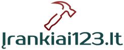 Įrankiai123.lt logo
