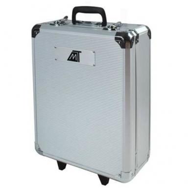 Įrankių rinkinys aliuminiame lagamine su ratukais 187 vnt. 9