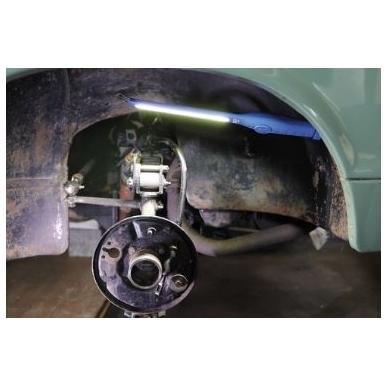 Itin plokščia darbo lempa COB-LED BGS-Technic 4
